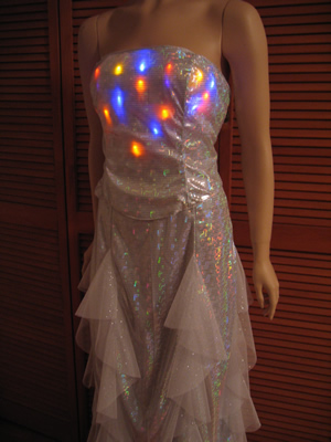 db2d5bd12a White Corset Dress - Enlighted Designs
